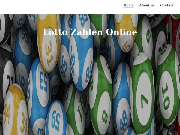 lottozahlenonline.webnode.com