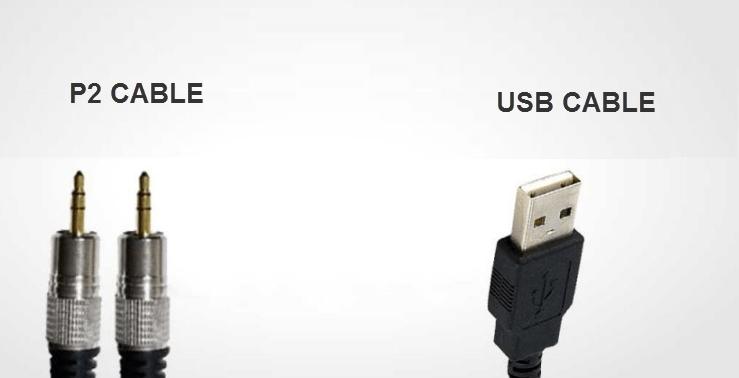 ميكروفون USB و XLR