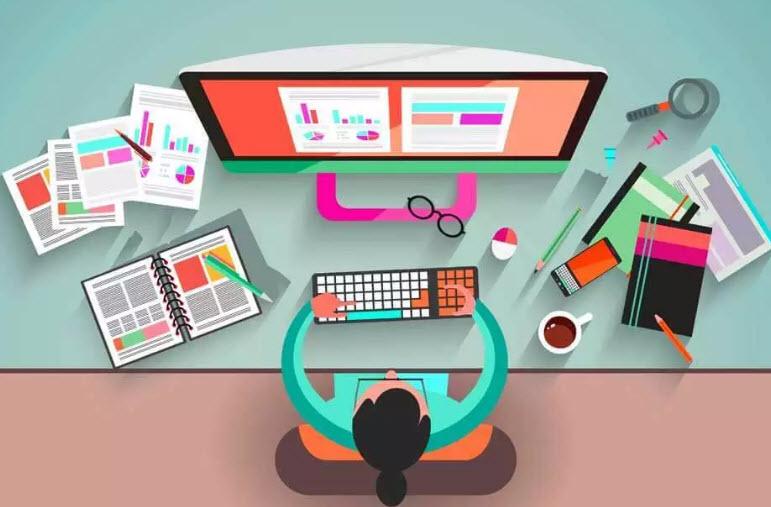 بيع التصاميم طرق الربح من الانترنت