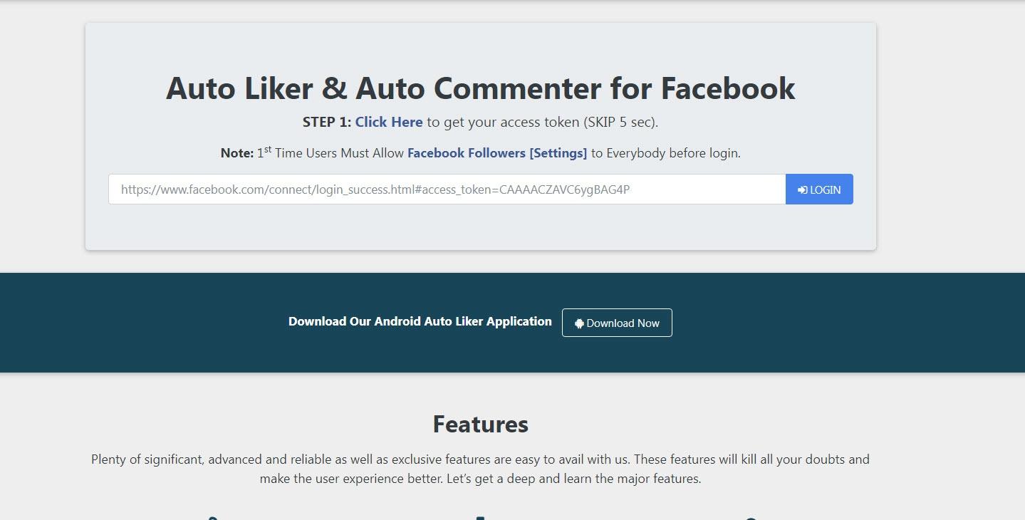 زيادة لايكات فيسبوك مجانا